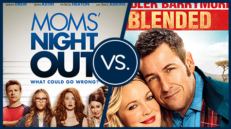 Post image for Mom's Night Out vs. Blended