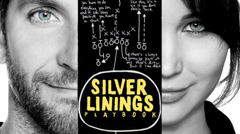 """Post image for """"When the Clouds Are Not So Very Dark After All"""" – Review of Silver Linings Playbook"""
